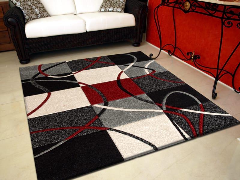 alfombras de fibra